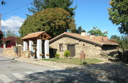 Casas rurales de madrid for Casa rural romantica madrid