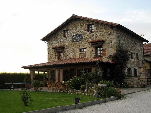 Casas rurales de cantabria for Cantabria homes