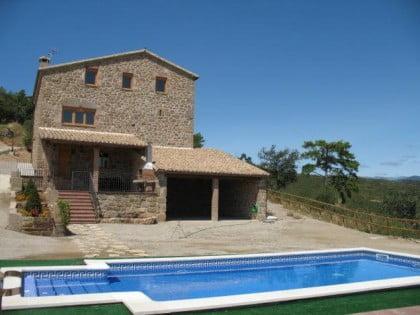 Casas rurales que tienen piscina