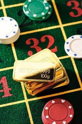 Casino de Alicante mesa y fichas