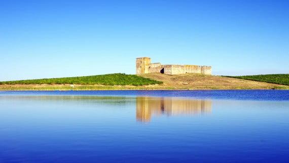Castillo de Valongo, Évora, Portugal