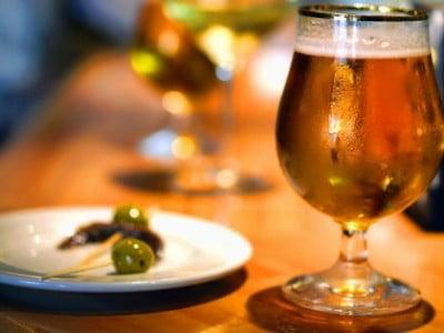 Cata de cerveza en Madrid
