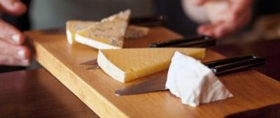 Cata de queso en Barcelona