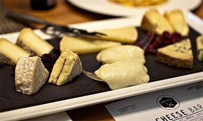 Cata de queso en Madrid