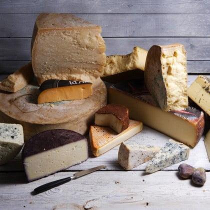 Cata de quesos