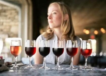 Cata de vinos