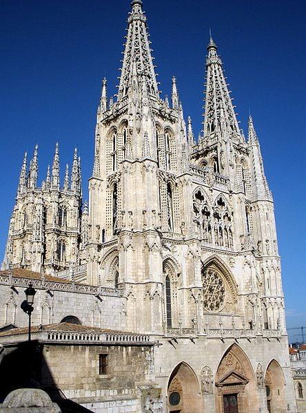 La Catedral de Burgos - España