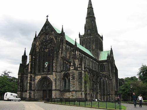 Catedral de Glasgow de dia