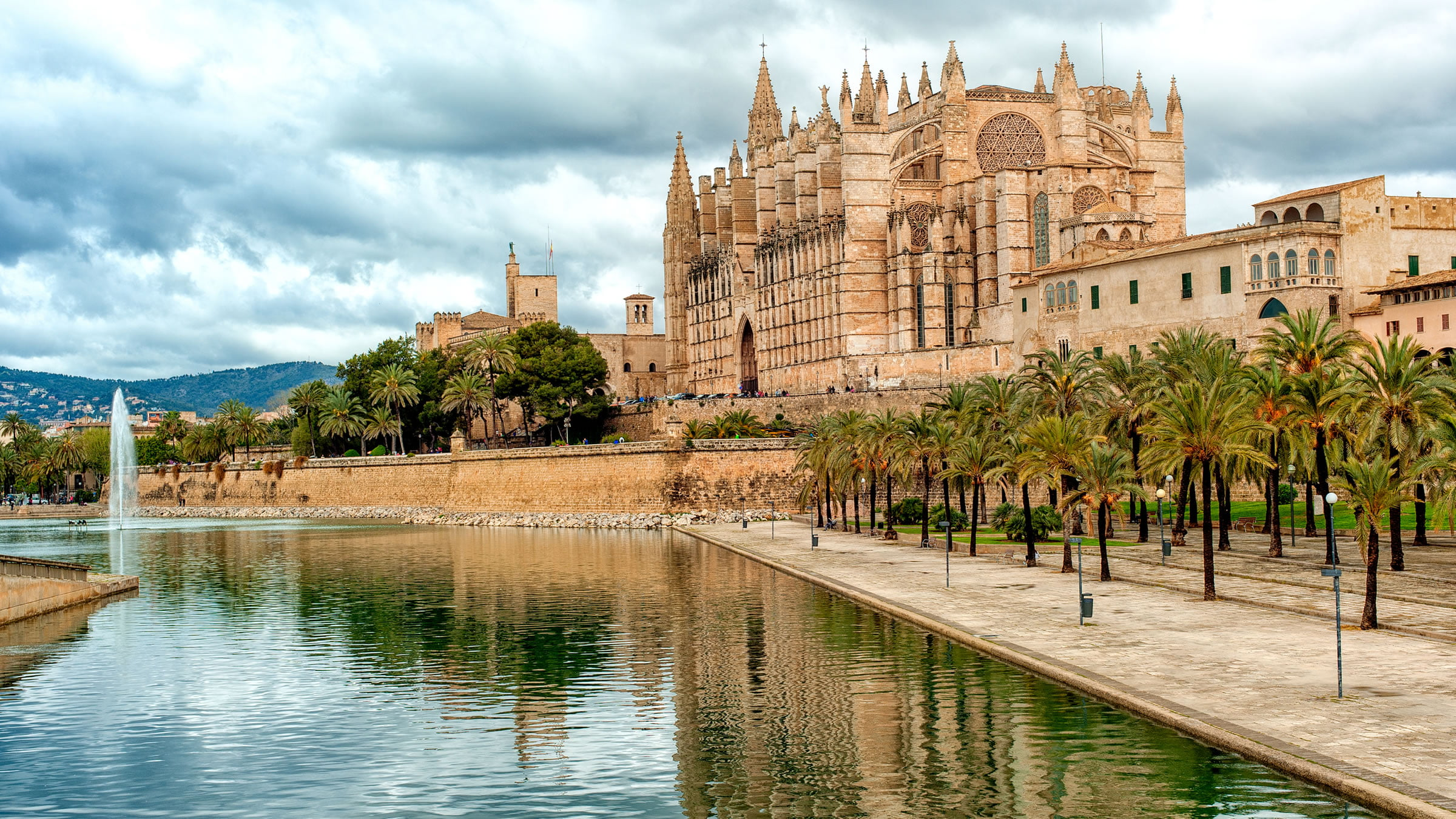 Catedral de santa mar a de palma de mallorca - Fotografia palma de mallorca ...