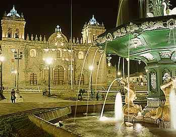 Catedral en el Cuzco