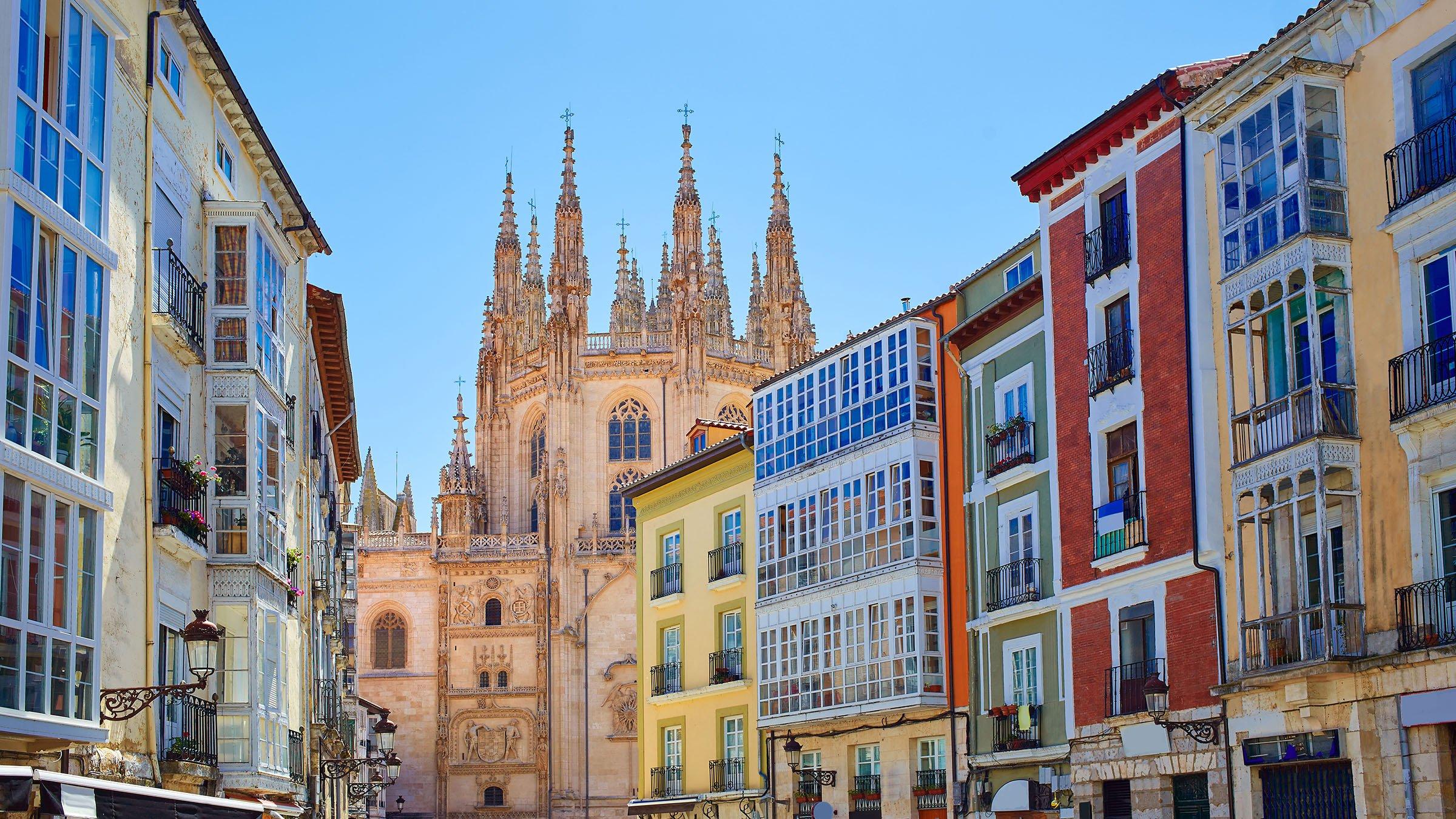 Burgos una importante ciudad de castilla y le n - Casco antiguo de lisboa ...