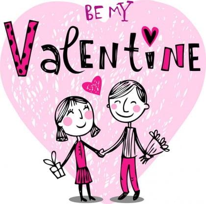 Celebración de San Valentín