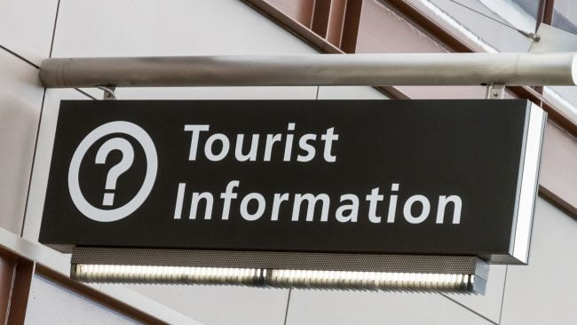Centros de Información Turística en Londres