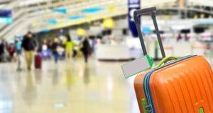 Check-in en aerpuerto con Ryanair