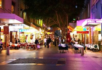 Chinatown en Sidney