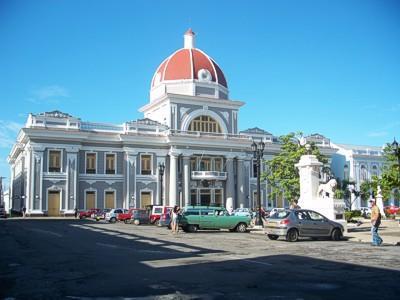 Cienfuegos en Cuba