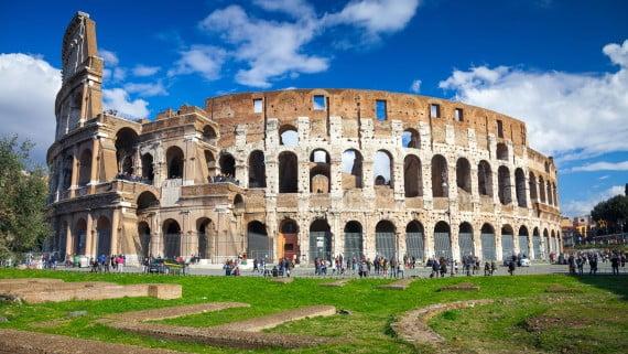ローマコロッセオ、ローマ、イタリア