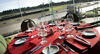 Comer en Argentina - Restaurante Hipodromo de Palermo