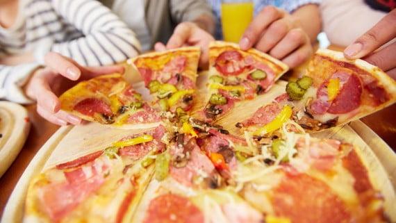 Comida italiana en Argentina
