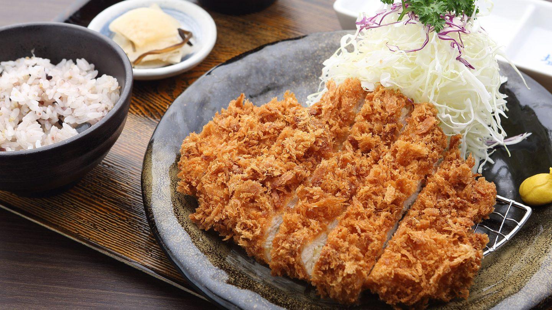 Resultado de imagen para comida japonesa El Tonkatsu