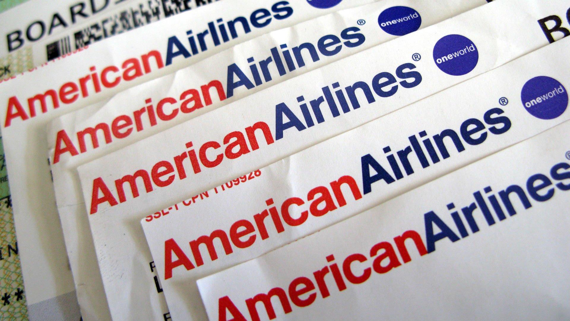 Compañía aérea American Airlines