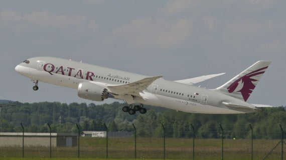 Qatar Airways airline