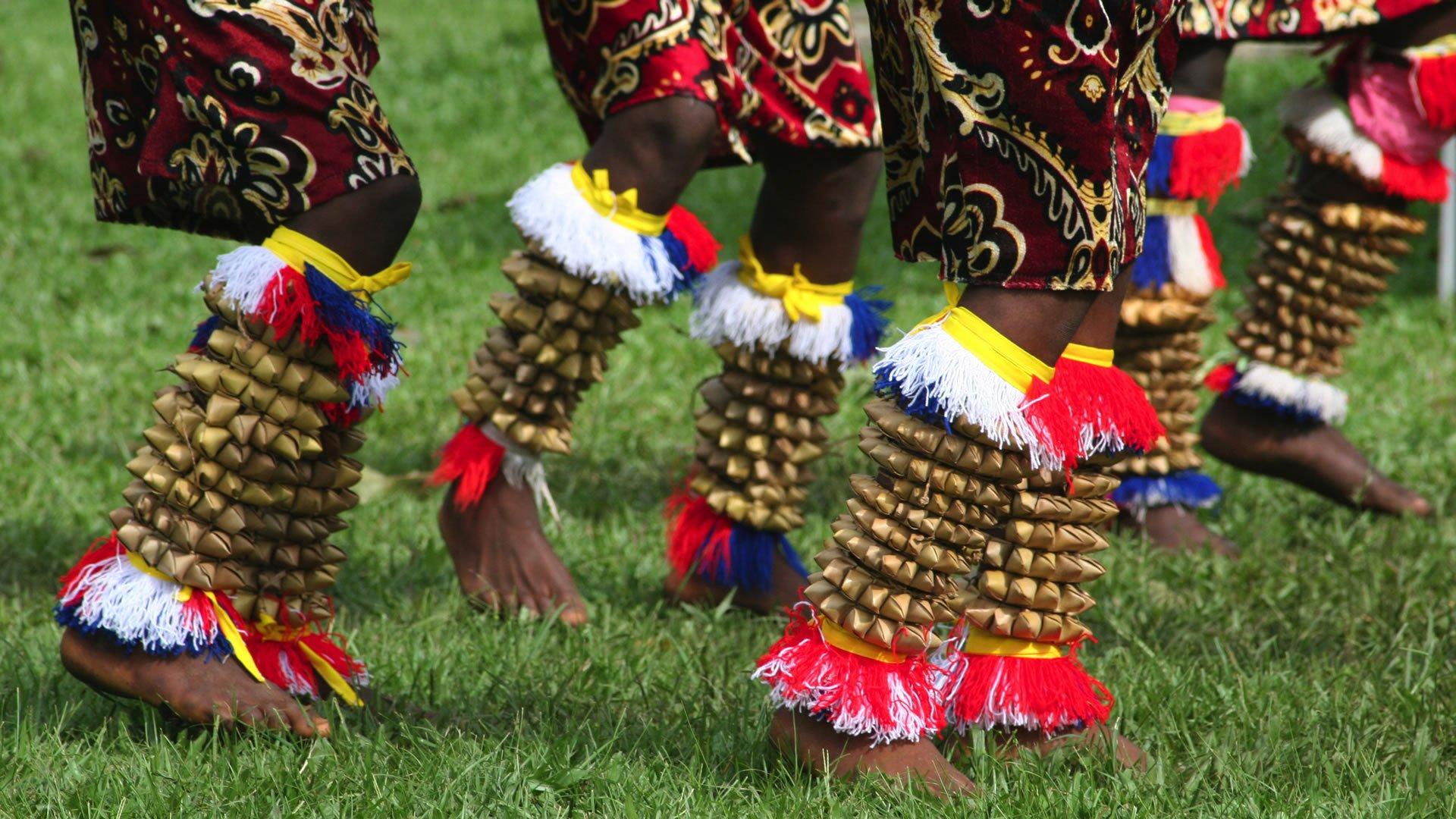 Comunidades indígenas de África