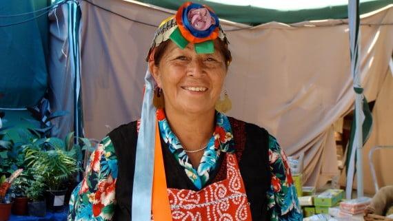 Comunidades indígenas en Chile