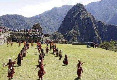 Conocer Machu Picchu