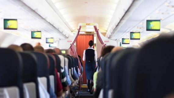Consejos para el trayecto en avión