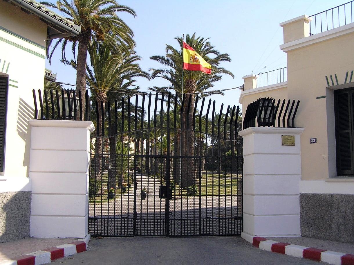 Consulado de espa a - Embaja de espana ...
