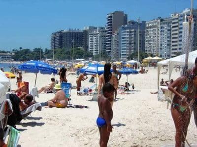 Playa de Copacabana – Río de Janeiro