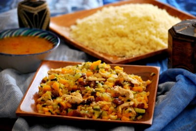 Comida típica de Marruecos: Cous Cous