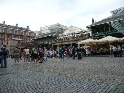 Covent Garden – Londres