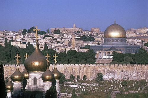 Cruceros por Jerusalem