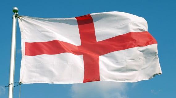 Cruz de San Jorge o Bandera de Inglaterra