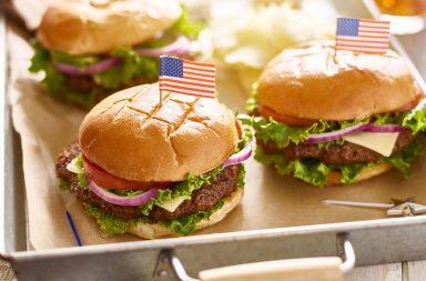 ¿Cuáles son los platos típicos de Estados Unidos?
