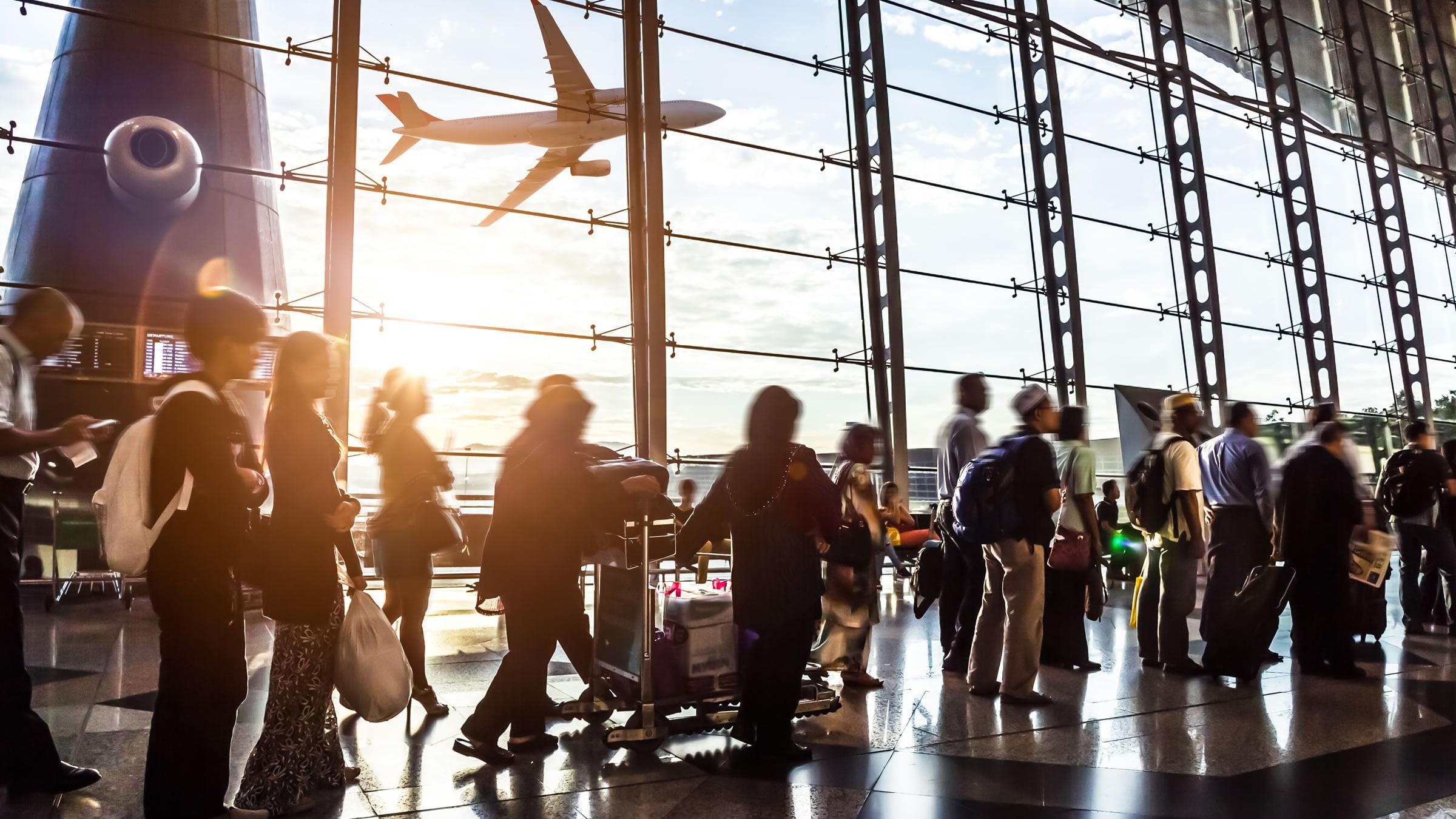 ¿Cuáles son tus derechos como pasajero aéreo?