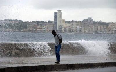 Temperaturas de Cuba