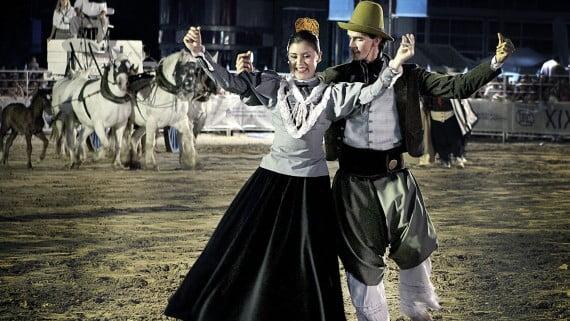 Danza de chacarera (Argentina)