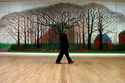 Hockney en Tate Britain