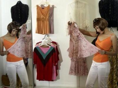 De compras por Madrid ropa
