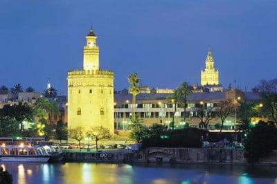 De turismo en Sevilla