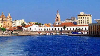 De turismo por Cartagena