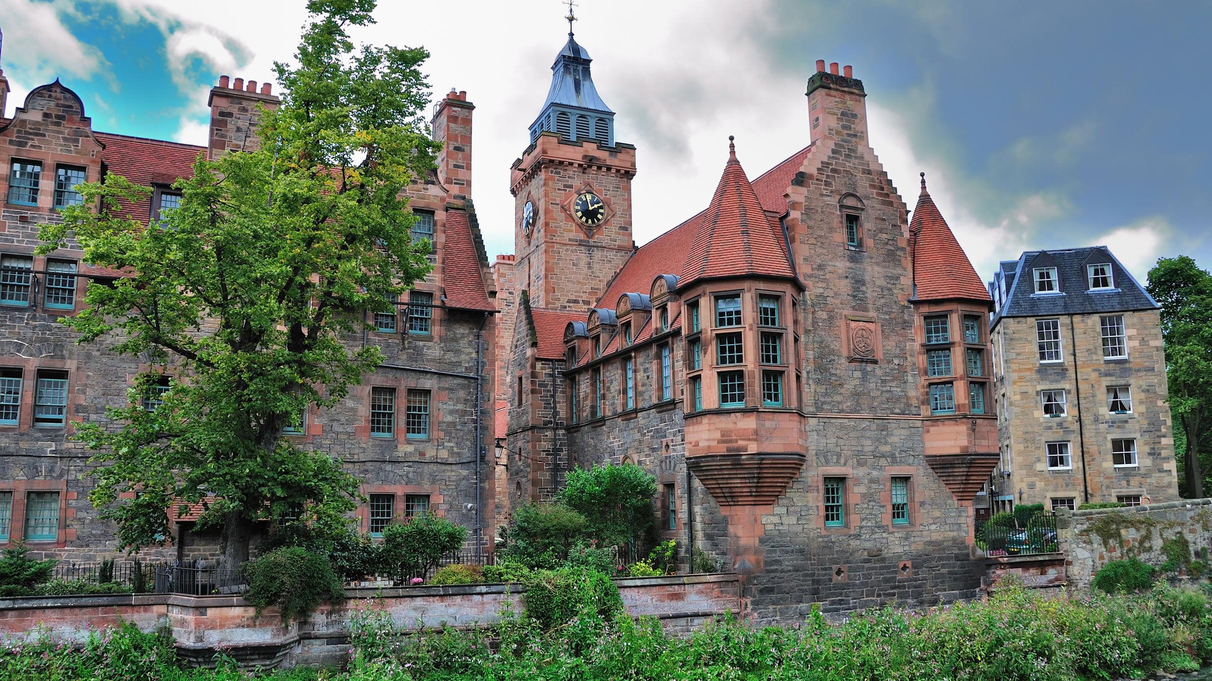 Dean Village, Edimburgo