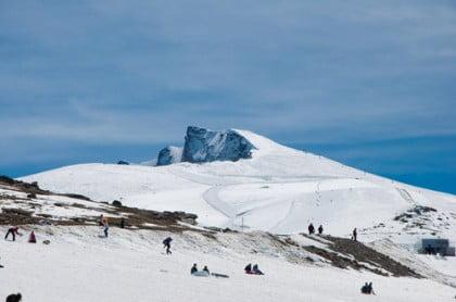 Deportes de nieve en Asturias