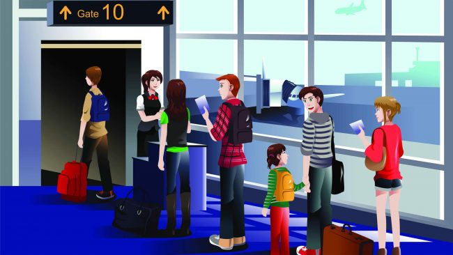 搭乗拒否の場合の権利