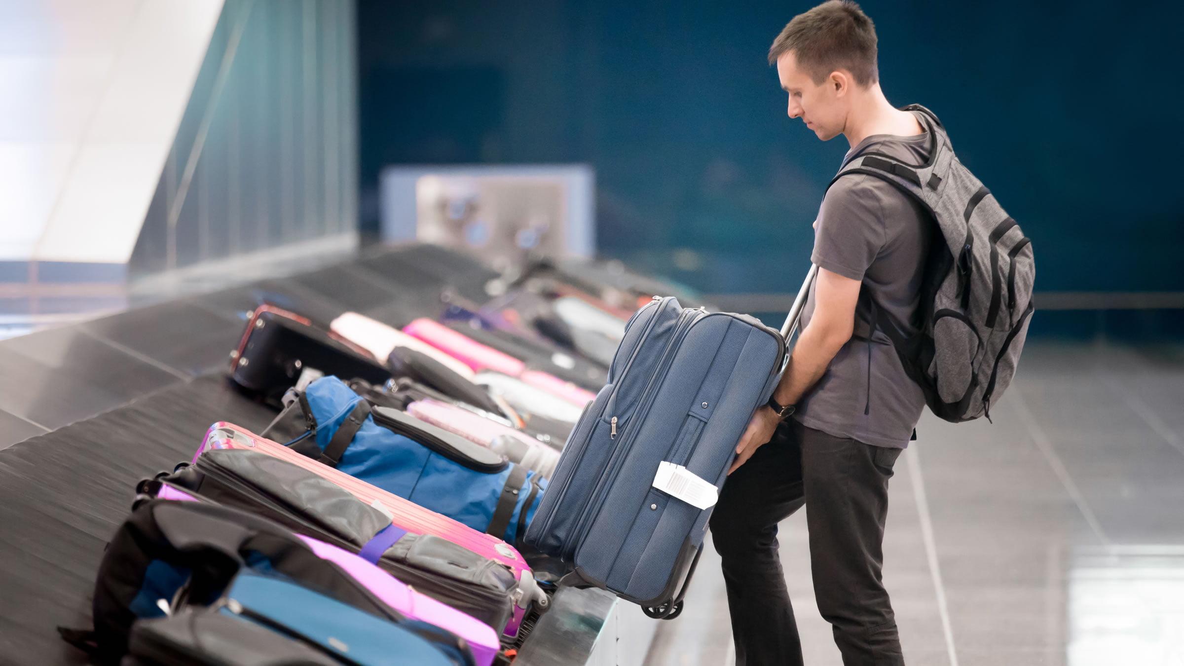 Derechos en caso de retrasos en el equipaje