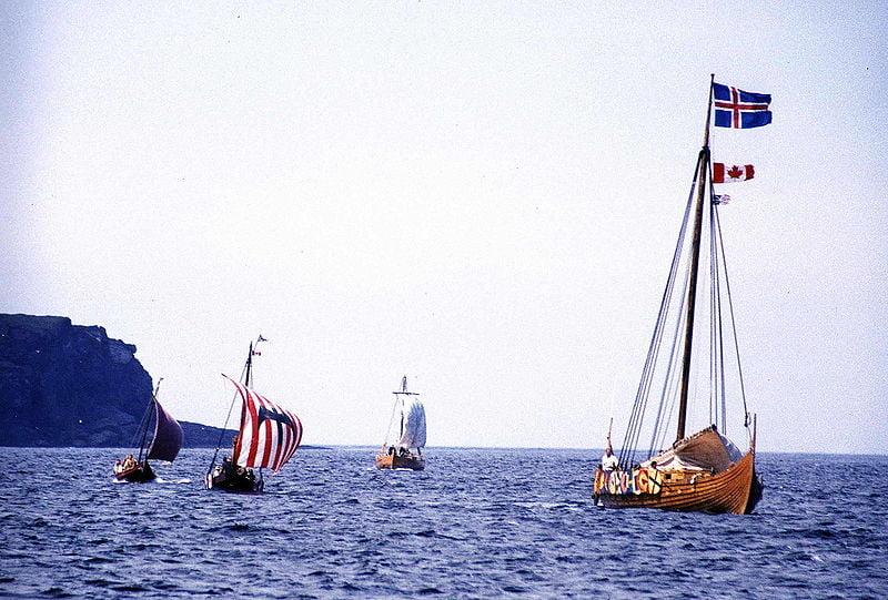 Desembarco de Vikingos