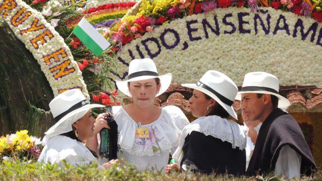Desfile de Silleteros, Medellín, Antioquía